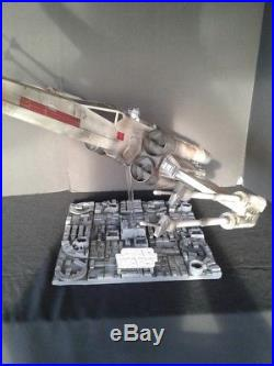 STAR WARS DEATH STAR RESIN Model Diorama Base