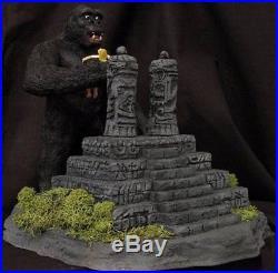 Sacrifice King Kong resin model Jim Davidson Kit Fantamation