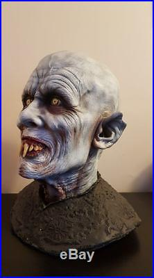 Salem's Lot The Master RARE Resin Model Bust Kit Film Prop 1/1 Horror life size