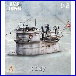 Scale 75 War Front U-Boat U-69 set WW2 1/35th Unpainted Resin Kit