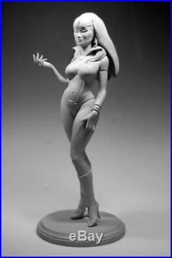 Scarlett Queen Vampirella 1/5 scale resin model kit