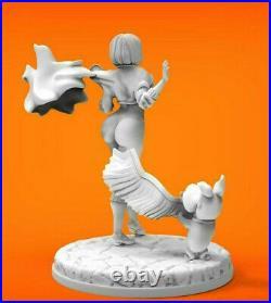 Scooby-Doo VELMA 1/8 RESIN MODEL KIT Exclusive FanArt Figure RARE