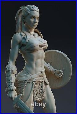 Sexy Female Gladiator -1/6 Resin Model Kit