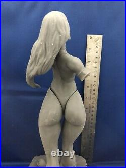 Sexy Vampirella-1/6 Scale Female Model Resin Diorama Kit