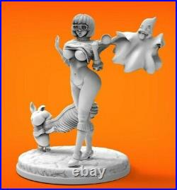 Sexy Velma Statue Resin Model GK Collections 1/6