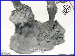 She predator Machiko Statue Resin model kit scale 1/7 (Unpainted)