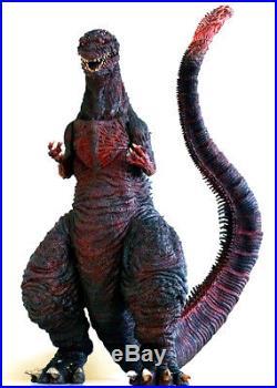 Shin Godzilla King of Monsters Hugh Dinosaur Unpainted Figure Model Resin Kit