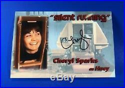 Silent Running Cheryl Sparks Huey Drone Tribute Resin Model Kit! Robot