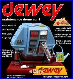 Silent Running Drone #1 Dewey Resin Model Kit Robot New