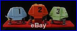 Silent Running Drone Robots Resin Model Kits Set Of 3! Huey, Dewey, Louie