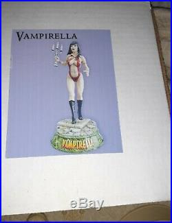 Solarwind Vampirella 16 Resin Model Kit By Mike Cusanelli Long Out Of Prod