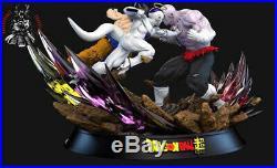 Son Goku Frieza VS Jiren Resin Model kits GK Dragon Ball Z Ultra Instinct Pre-OD