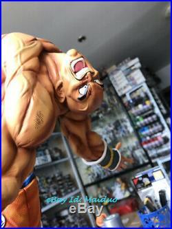 Son Goku VS Nappa Resin Statue Model kits GK Dragon Ball Z New