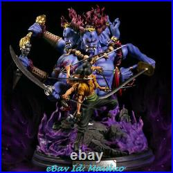 Soulmaker Sm Roronoa Zoro Resin Figurine Statue GK Model Kits Collections New