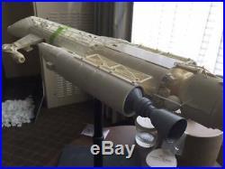 Space 1999 1/24 Studio Scale MK IX Hawk Resin Model kit (Studio Scale)