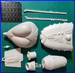 Space 1999 1/48 Scale Sidon Ship Resin Model Kit