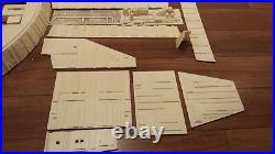 Space 1999 1/72 Moonbase Launch Pad resin model kit HUGE