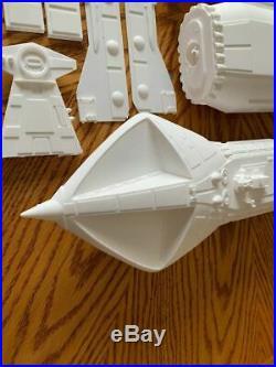 Space 1999 Studio Scale Hawk Resin Model Kit