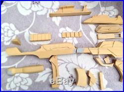 Star Trek 11 Life Size Phaser Rifle (Resin Model Kit) Rare