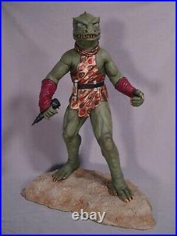 Star Trek Gorn 1/4 Scale 20 Tall Resin Model Kit (tony Cipriano Sculpt)