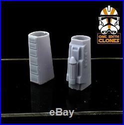 Star Wars 1/6 Clone ARC Trooper Armor Kit for Custom Figure Sixth Scale Model