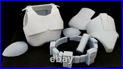 Star Wars 1/6 Clone Trooper Blank Armor Kit for Custom Figure Sixth Scale Model