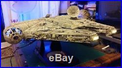 Star Wars 28 Millenium Falcon Resin Conversion kit 300 pcs Near Studio Scale