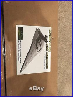 Star Wars Victory Class Star Destroyer 1/2256 Scale Resin Model Kit
