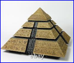Stargate Ra's Pyramid model kit resin movie 1995 (Sold Unpainted)