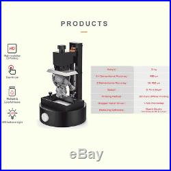 Stereolithography LCD Photosensitive Resin SLA Jewelry Model Kit 3D Printer P1K9