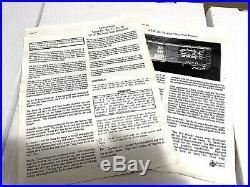 Sunshine Models HO Santa Fe Box Car ATSF 148821 Scout Ad, Straight Map, War Bond