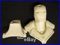 Super Hero 1/1 Hobby Model Kit Unpainted Bust Life Size Unassembled Resin