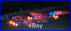 Super Star Destroyer resin model kit with led lighting