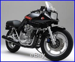Suzuki Katana GSX1100X 1/6 Scale Black Color Pre-Painted Assembly Resin Model