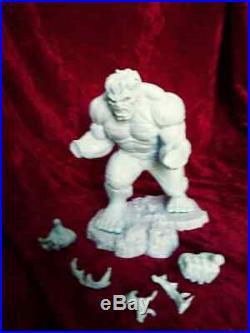 THE INCREDIBLE HULK KOMA resin model kit 1/9 scale RARE RAMPAGE