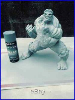 THE RAMPAGING HULK KOMA resin model kit 1/6 scale RARE NO BASE NAGLE