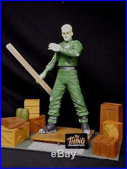 THE THING FROM ANOTHER WORLD RESIN MODEL KIT 1/6TH SCALE