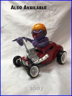 T&T Productions Dragula Hot Rod Herman Monster Resin Model Kit Limited Run