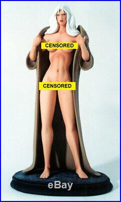 Taarna the Avenger Nude With Robe 1/6 Scale Resin Model Kit 02HMM01