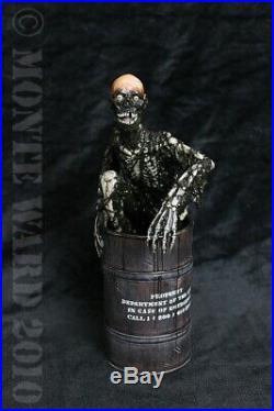 Tarman Return of the Living Dead Resin Model Kit Walking Zombie Monster Horror