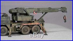 Tatra AV-15 Heavy Recovery Truck resin 1/35 PanzerShop PS35C123 Warsaw Pact NVA