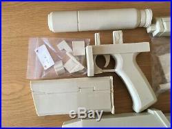 Terminator 2 T800 Plasma Rifle Solid & Very Heavy Resin Model Kit over 2 ft long