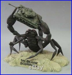 The Black Scorpion resin model kit, New, OOP