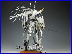 The Five Star Stories White-Phantom Unpainted Resin Model Kits 1/72 Scale Figure