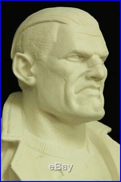 The Punisher Frank Castle 1/2 Bust Original Resin Figure Model Unpainted Kit