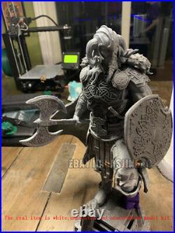 Thor Odinson Unpainted Figure 3D Print Model Kit Unassembled GK H31.5cm