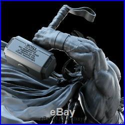 Thor Unpainted Resin Kits Model GK Figurine Statue 3D Print 1/6 34cm New