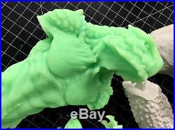 Tiburonera monster Creature from the Black Lagoon-like resin figure model kit