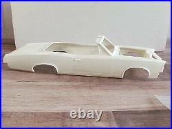 Time Machine Resin 1967 Pontiac GTO Convertible 125 Scale Model'67 Car Kit