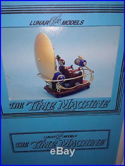 Time machine Lunar models 1995 resin model kit